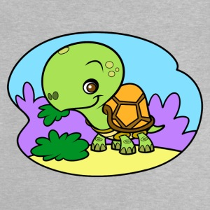 Tiny Turtle - Baby T-Shirt