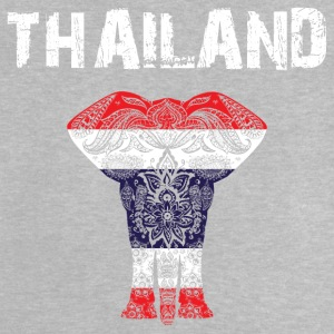 Nation konstruktion Thailand Elephant - Baby-T-shirt