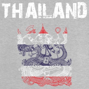 la conception de la nation Thaïlande Shiva - T-shirt Bébé