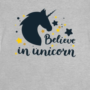 GELOOF IN UNICORN - Baby T-shirt
