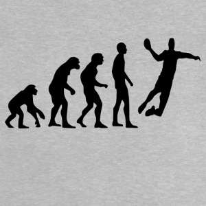Human Evolution håndbold - Baby T-shirt