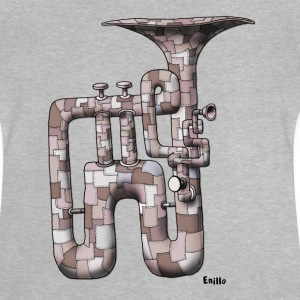 failed Enillo musical instrument - Baby T-Shirt