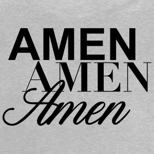 amen - T-shirt Bébé