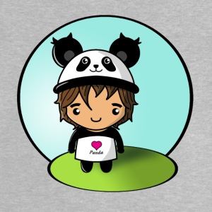 Panda guy - T-shirt Bébé