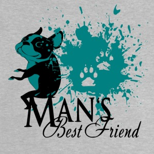 Best Friend - Dog Love - Baby T-Shirt
