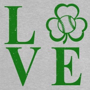 I LOVE BASEBALL! - Baby T-shirt
