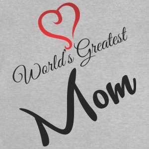 WORLD GREATEST MOM - Baby T-Shirt