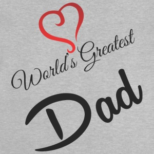 WORLD GREATEST DAD - Baby T-Shirt