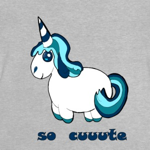 Unicorn comic - Baby T-Shirt