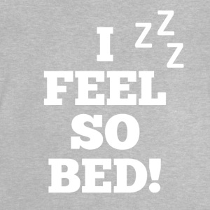 I Feel So Bed - Sofa Design - T-shirt Bébé