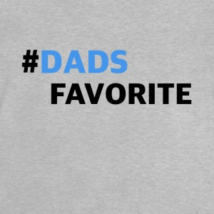 dads favoriet - Baby T-shirt
