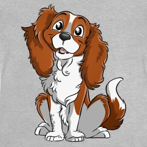 Cavalier King Charles - White Fire - Baby T-Shirt