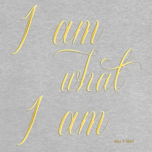 I am what i am - T-shirt Bébé