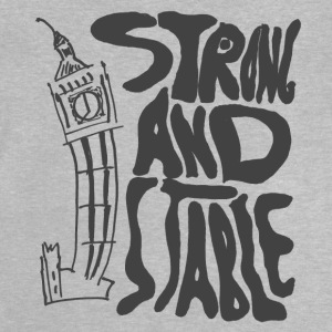 strongandstable london - Baby-T-skjorte