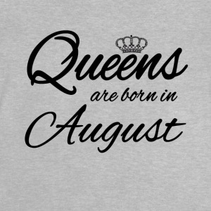 Queens Born August Princess Birthday Birthday - Baby T-Shirt