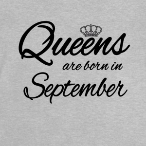 Queens Born September Geburtstag Birthday - Baby T-Shirt
