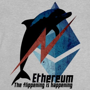 Ethereum The flippening - Baby-T-shirt