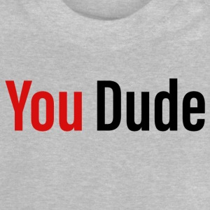 YouDude - Social Media friends - Baby T-Shirt