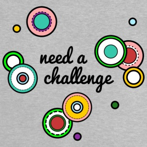 I need a challenge - Baby T-Shirt