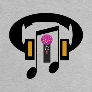Music and Sound - Baby T-Shirt