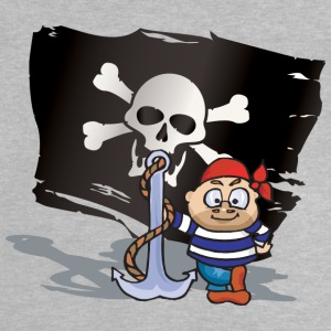 Boy Pirate - Baby-T-skjorte