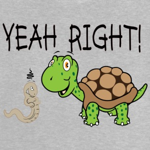 kids t shirt turtle - Baby T-Shirt