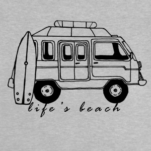 Livets beach - Baby-T-shirt