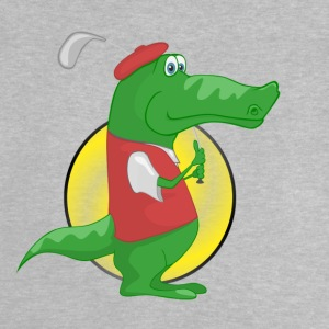 krokodille Alligator - Baby T-shirt