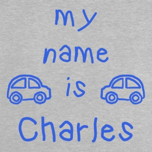 CHARLES MY NAME IS - Baby T-Shirt