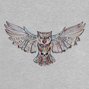Flying owl - Baby T-Shirt