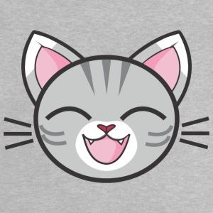chat - T-shirt Bébé