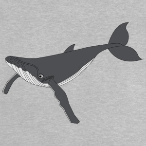whale45 - Baby T-shirt
