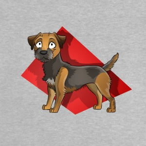 Border Terrier - Camiseta bebé
