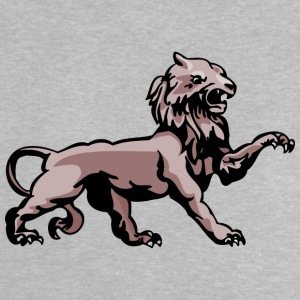 scary lion color - Baby T-Shirt