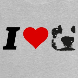 I Love Jack Russel - Baby T-Shirt