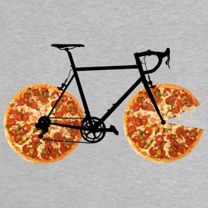 Pizza Bike - Baby T-shirt
