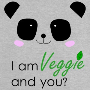 Panda Power - Veggie - Baby T-shirt