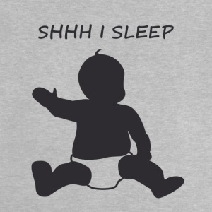 SHH I SLEEP - T-shirt Bébé