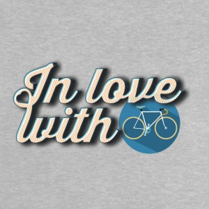 In love with cycling - Baby T-Shirt