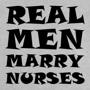 Marries nurses! - Baby T-Shirt