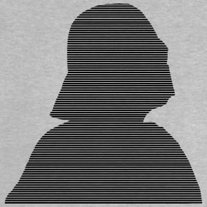Darth Vader into strips - Baby T-Shirt