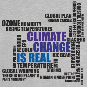Climate Change - Baby T-Shirt