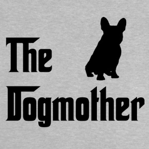 Dogmother Negro - Camiseta bebé