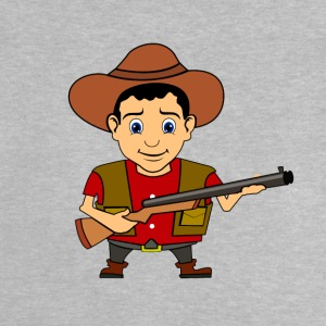Cowboy Wild West Sheriff - Baby T-shirt