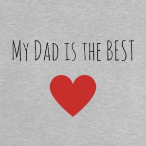 My dad is the best - Baby T-Shirt