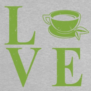 I LOVE TEA! - Baby T-shirt