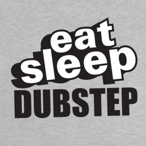 Eat Sleep Dubstep - Baby-T-shirt