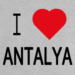 I Love Antalya - Baby T-Shirt