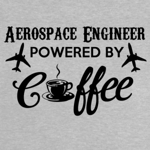 AEROSPACE ENGINEER POWERED BY KAFFE - Baby T-shirt