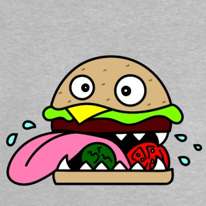 Crazy Burger - Baby T-shirt